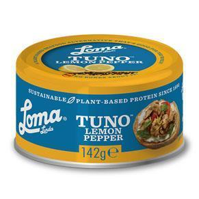 Loma Linda Tuno Vegan Tuna with Lemon Pepper