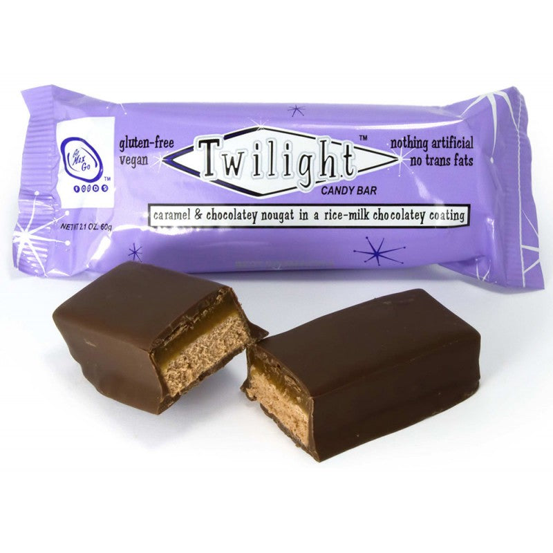 Go Max Twilight Bar  Choc Caramel Nougat
