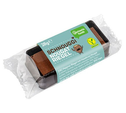 Vantastic Foods Schnouggi Nut Nougat Bar