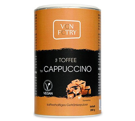 VGN FCTRY Toffee Cappuccino Mix