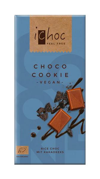 Vivani I Choc Organic Choco Cookie Chocolate