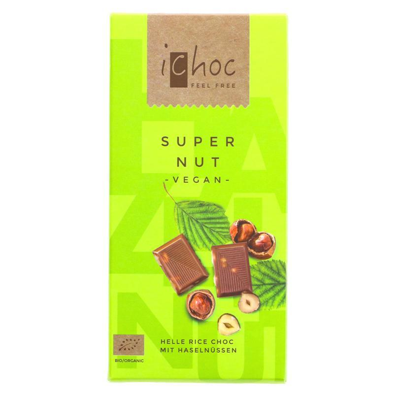 Vivani iChoc Super Nut Milk Chocolate