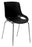 BROADWAY Stylish Lightweight Poly Office Breakout Chair (Set of 2)