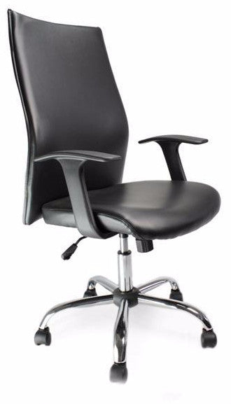 WILLIAMS Leather Faced Executive Office Chair