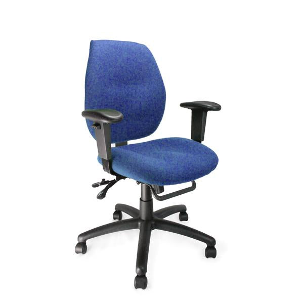 BROOKES Ergonomic High Back Task Operator Office Chair