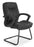 WESTBOURNE-C Stylish Leather Framed Visitors Office Chair