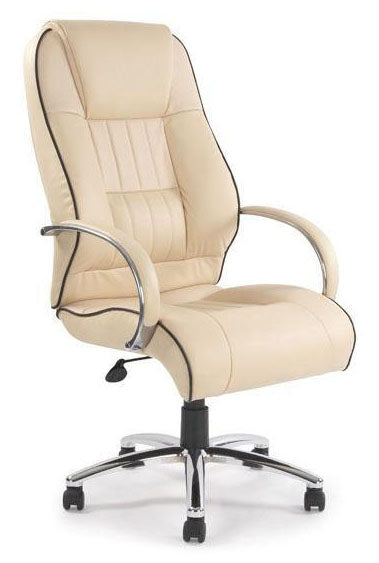 KINGSLAND High Back Designer Leather Executive Ergonomic Office Chair