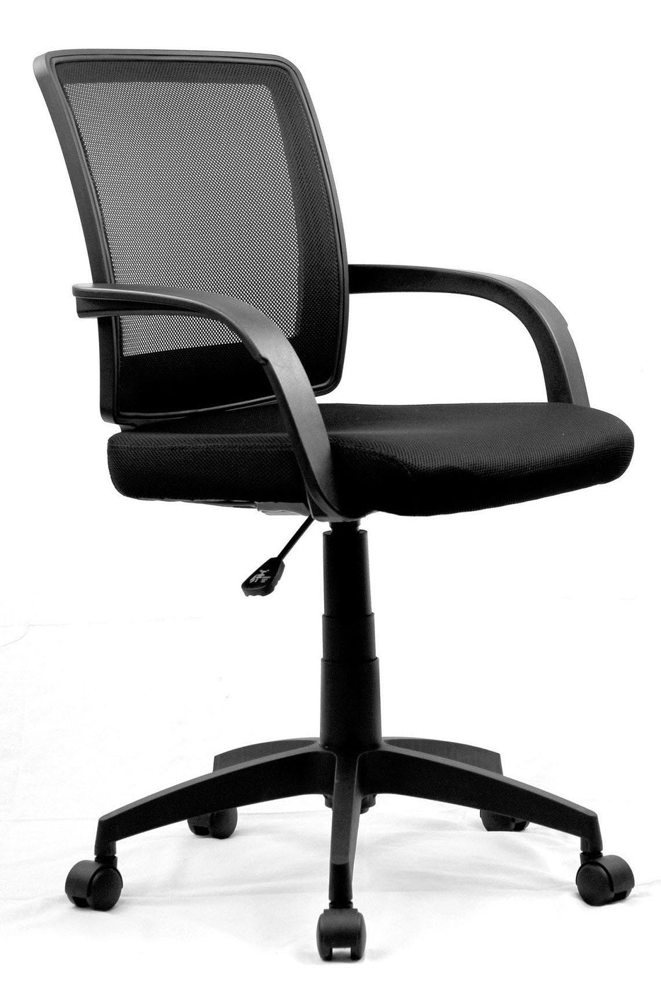 Upton Mesh Office Chair With Contoured Back British