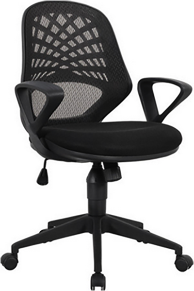CROSSLEY Designer Mesh Office Chair