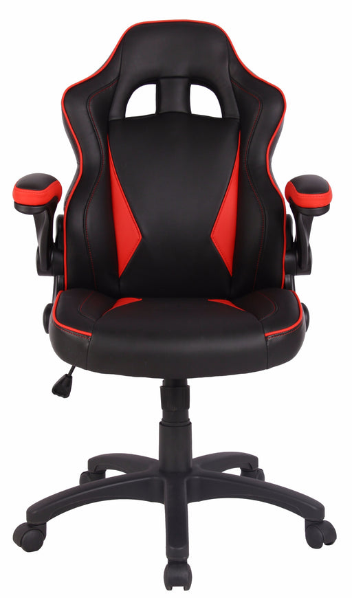 APEX High Back Leather Effect Gaming Office Chair