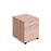Aspire Office Storage Unit with Wheels - Available with 2 and 3 drawers