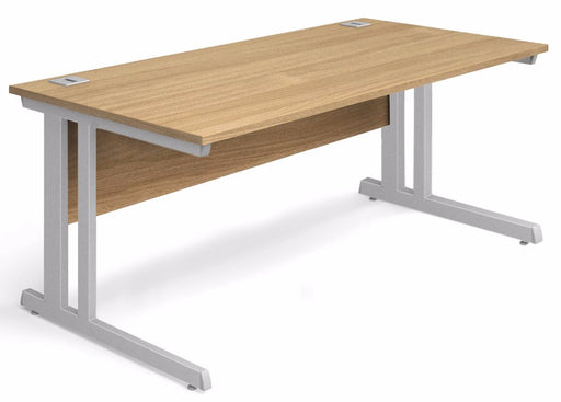 Aspire Rectangular 1200-1600mm Office Desk