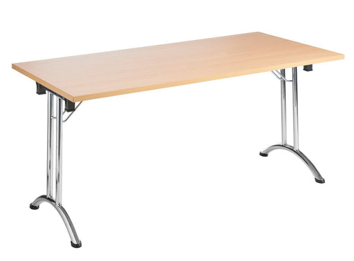 Aspire Rectangular Folding Meeting Table 1200-1800mm