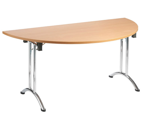 Aspire Semi Circular Folding Office Meeting Table