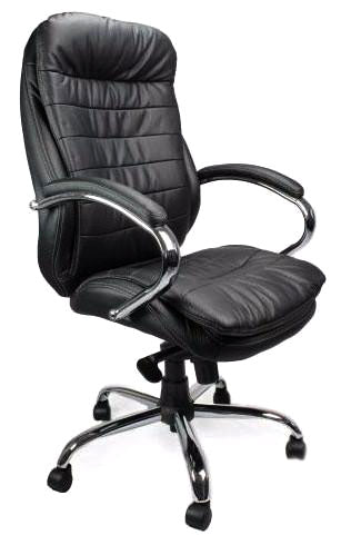 SOUTHWARK Stylish Italian Leather Ergonomic Executive Office Chair