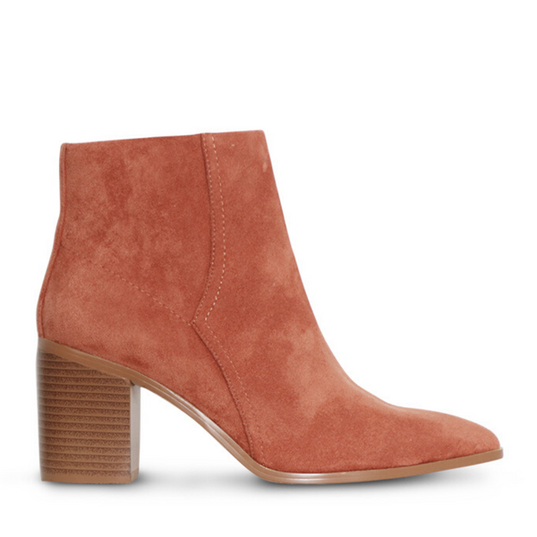 Thurman Boot - Terracotta Suede
