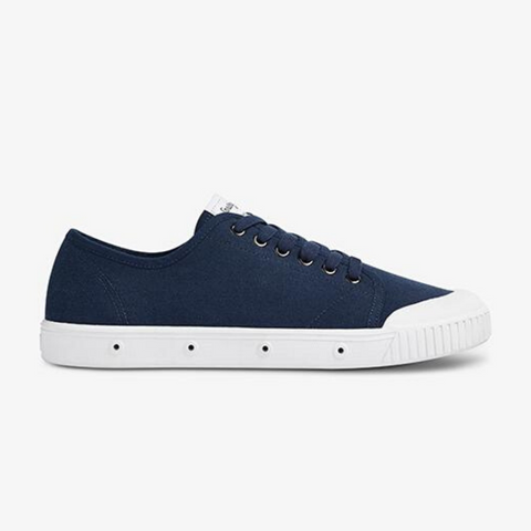 G2s Classic Organic Canvas Sneakers - Navy