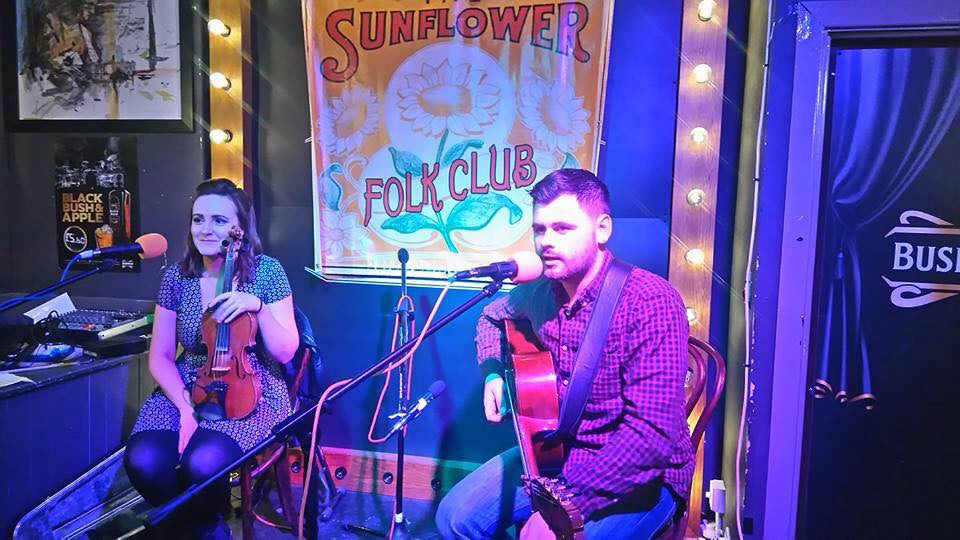 21:00  | Folk Club with special guest Simon Kempston | Sunflower Public House