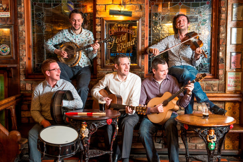 22:00 | Traditional Music by The Rapparees & Friends - Evening Session | Duke of York
