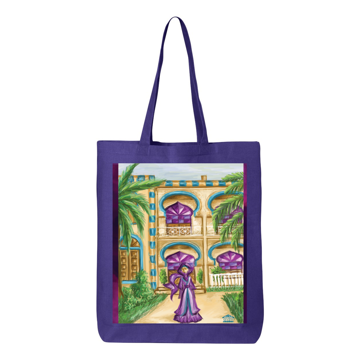Color Windows Tote