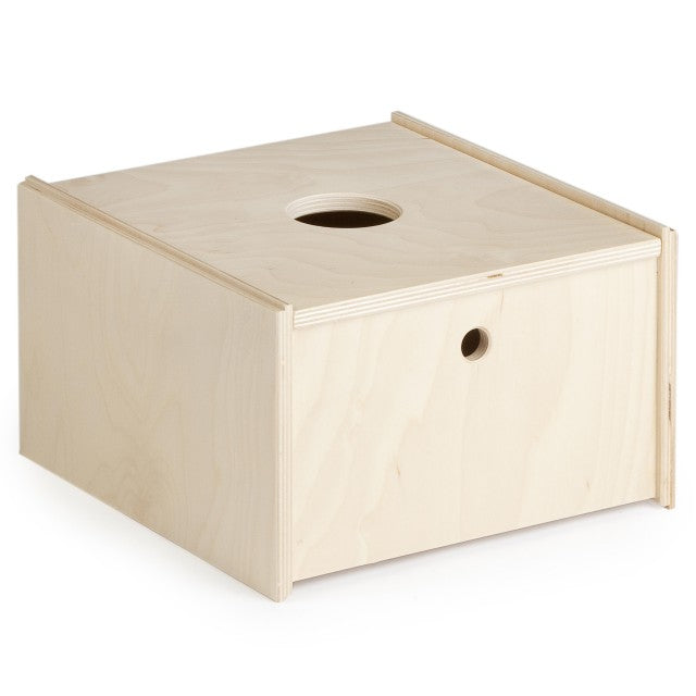Bobie Box hout - HelloBaby.be