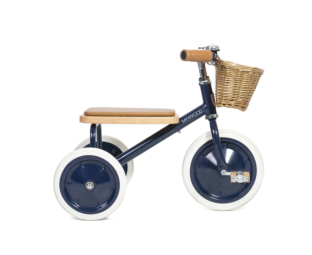 Banwood | Trike | Navy - HelloBaby.be