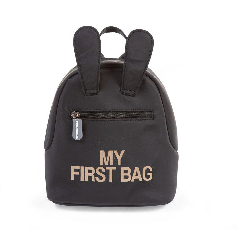 My First Bag Kinderrugzak | Zwart