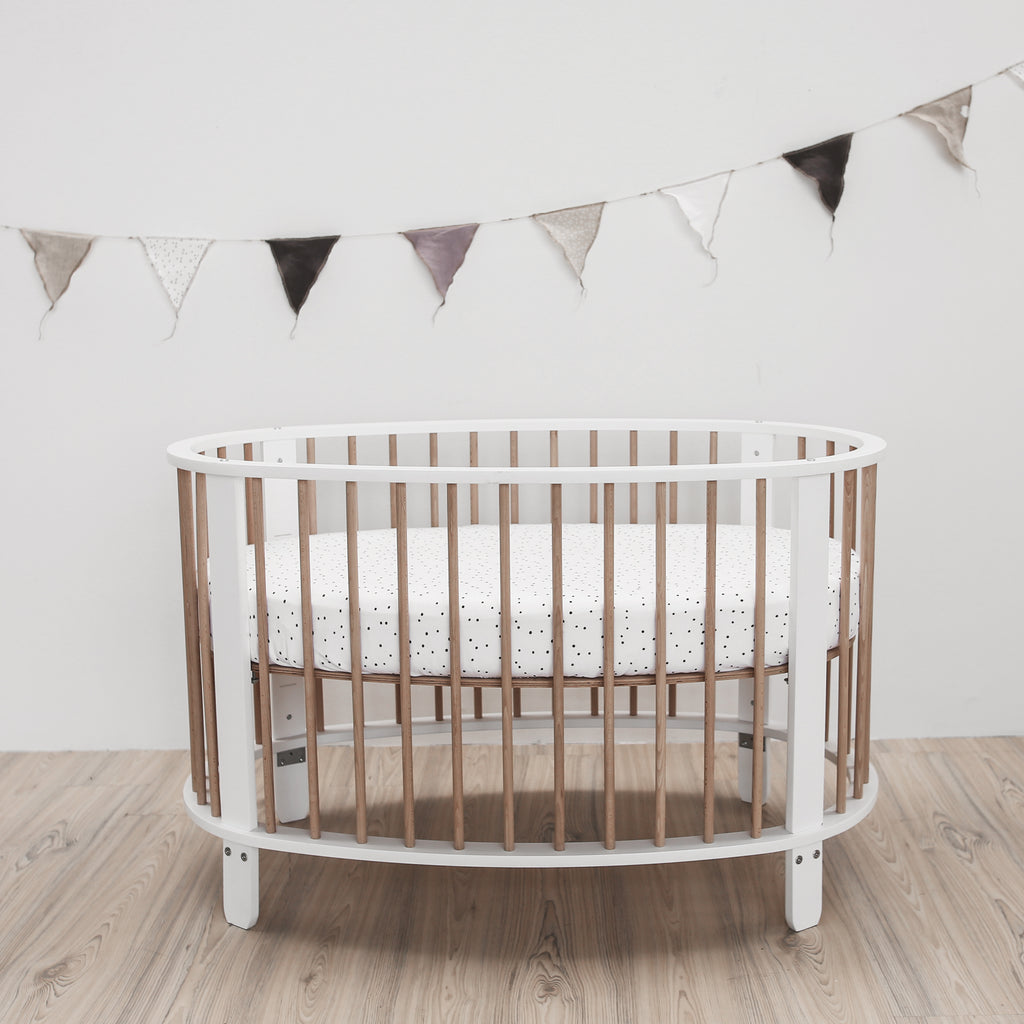 Cocoon bed | 60 x 120 cm - HelloBaby.be