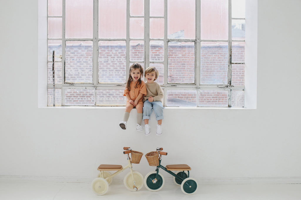Banwood | Trike | Green - HelloBaby.be