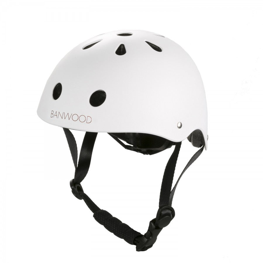 Banwood | Helm | White - HelloBaby.be