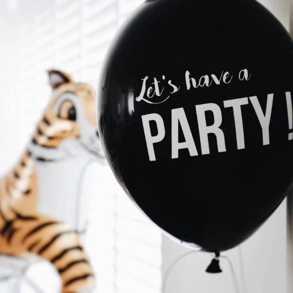 Ballonnen let's have a party! - HelloBaby.be