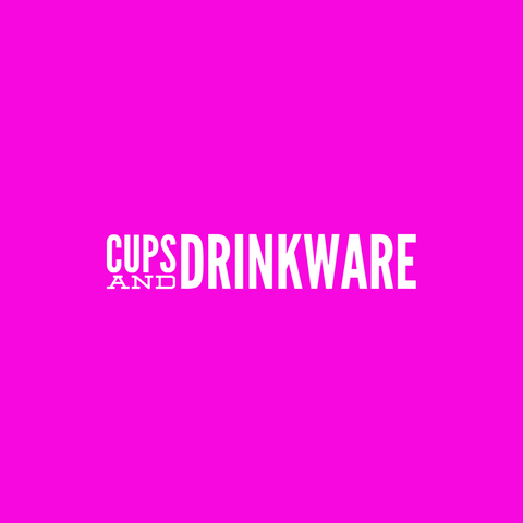 Cups and Drinkware