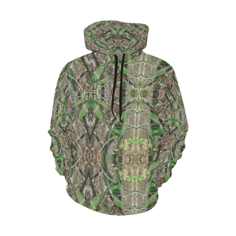 High on Realtree All Over Print Hoodie