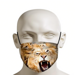 Lion Love Mask