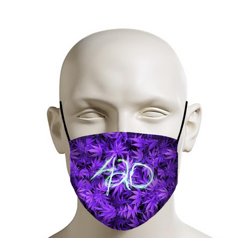 420 Purple Haze Mask