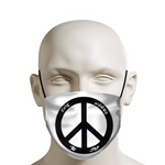 This Need To Stop Peace Sign Mask