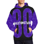 Rehaxtonstudios Barbed wire All Over Print Hoodie