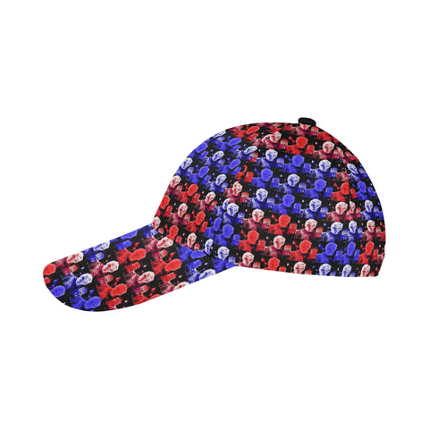 Jason 4th of July All Over Print Baseball Cap