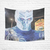 "legend of camp blood Cotton Linen Wall Tapestry 60""x 51"""