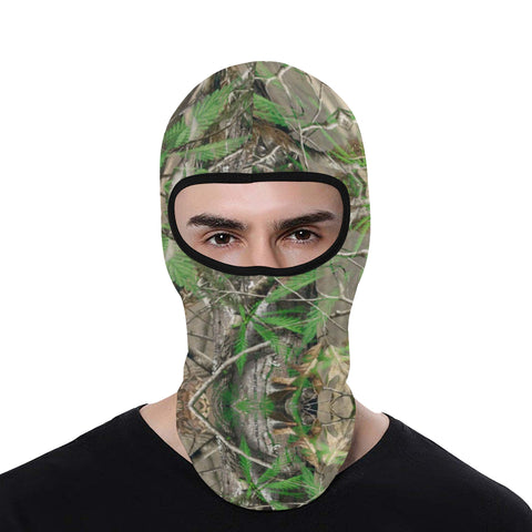 HIgh On Realtree All Over Print Balaclava
