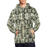 Money Talks All Over Print Hoodie