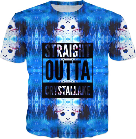 Straight Outta Crystal Lake T-shirt