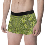 420 Time Men's All Over Print Boxer Briefs