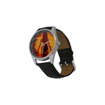 The Witch Brew Men's Casual Leather Strap Watch