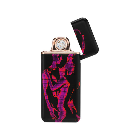 Only Lovers at Night USB Rechargeable Lighter