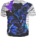 Graffiti Zombie T-shirt