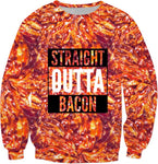 Straight Outta Bacon Ugly Swear