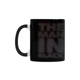 Graffiti  The Man In Black Custom Morphing Mug