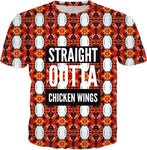 Straight Outta Chicken Wings