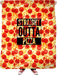 Straight Outta Pizza Fleece